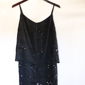 Laundry size 2 flapper style dress